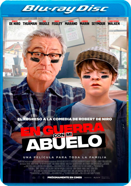 EN GUERRA CON MI ABUELO [BLURAY 1080P][AC3 5.1 CASTELLANO DTS 5.1-INGLES+SUBS][ES-EN] torrent